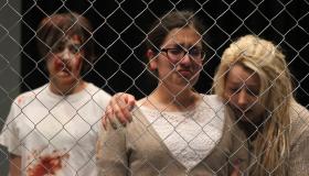 Deportation Cast mit Jugendclub des TfN